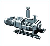 HZGP型无油螺杆真空泵