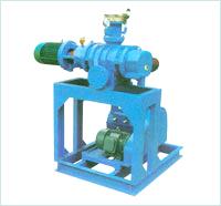JZJX罗茨旋片泵机组