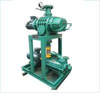 JZJS羅茨水環泵機組